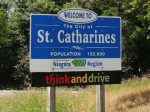 St. Catharines population